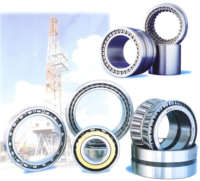 large size ball bearings for industrial applications sites WZW