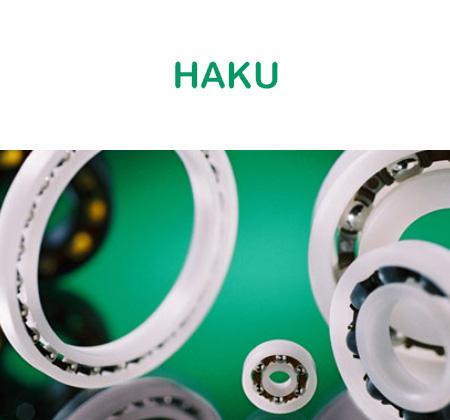 CRB cuscinetti plastica poliacetato poliammide polipropilene termoplastici marca HAKU